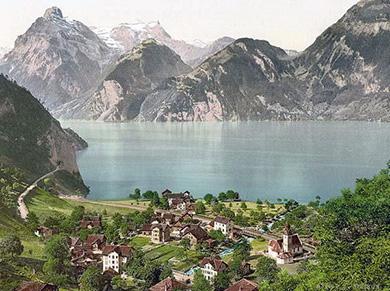 Switzerland-lucerne-scenic